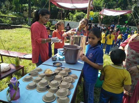 sahara christian academy bhel puri program