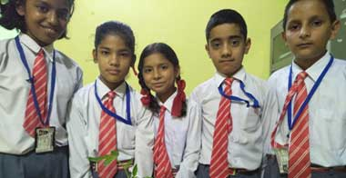 sahara christian school open for admission