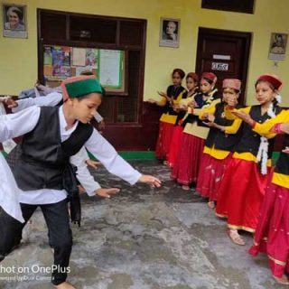 gadwadi dance