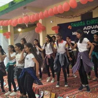 cultural program western dance in school