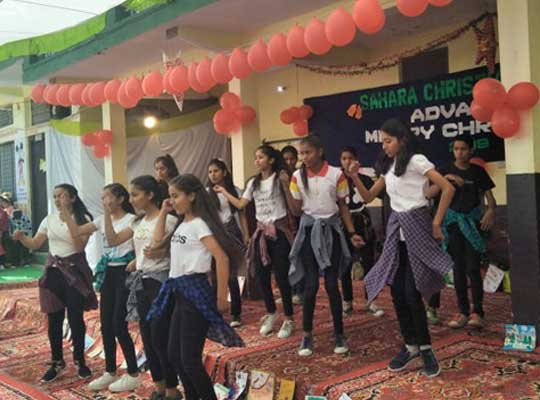 cultural program western dance in school